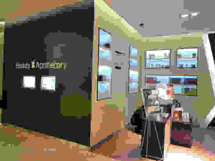 현대백화점 압구정본점 별관 뷰티파크 아포세카리 by 디자인 컴퍼니 에스 모던