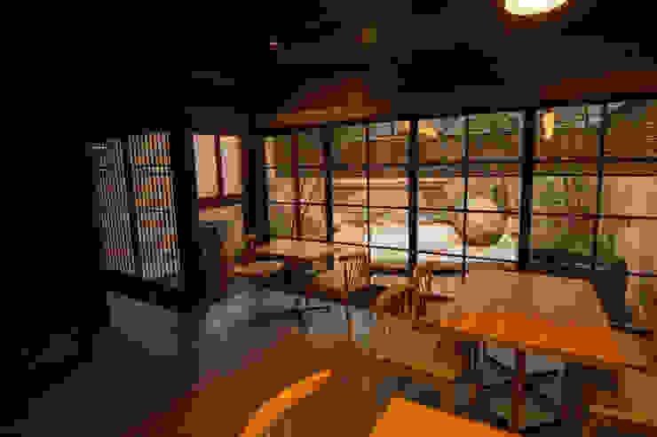 店内02 オリジナルな 庭 の Garden design office萬葉 オリジナル