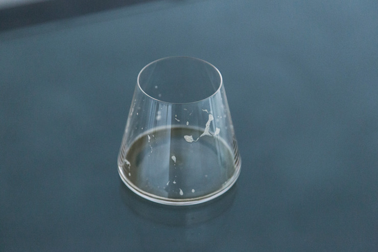 富士山グラス: PRODUCT DESIGN CENTERが手掛けた工業用です。,インダストリアル