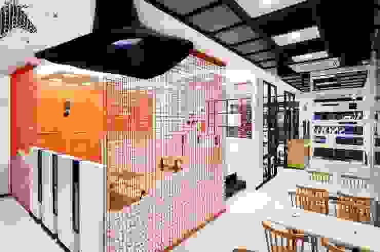 Design m4 Espaços comerciais modernos