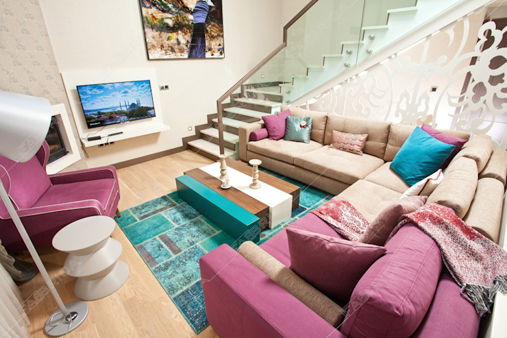 Fabbrica Mobilya Дома в средиземноморском стиле