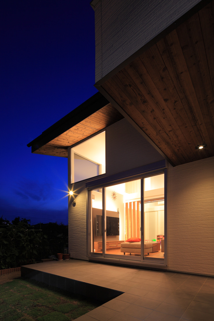 OKK House オリジナルな 家 の artect design - アルテクト デザイン オリジナル