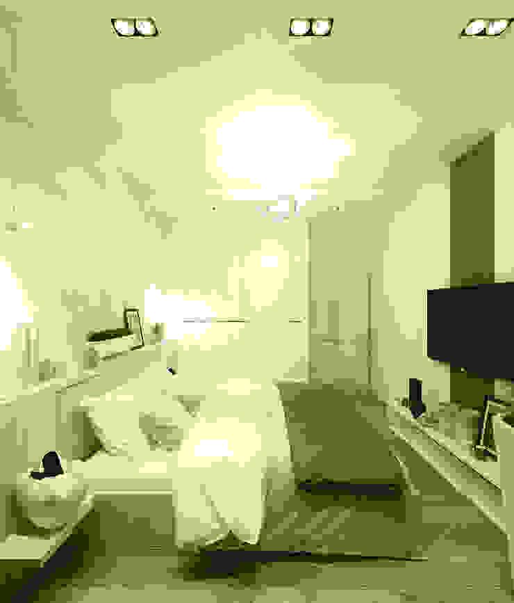 Eclectic DesignStudio 臥室