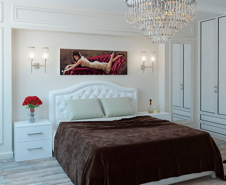 Classic style bedroom by Чирвин Иван Classic