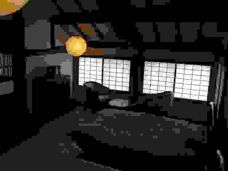 2階寝室 Ⅱ: ie工房 弘祐が手掛けたクラシックです。,クラシック