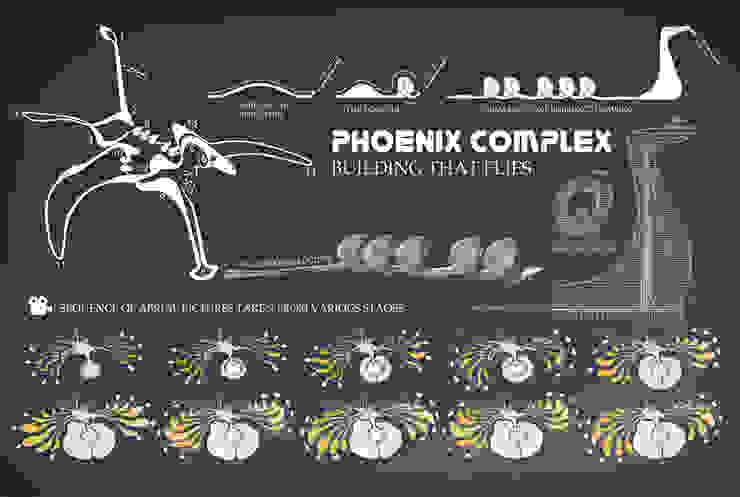 PHOENIX COMPLEX DESIGN image5 od Filip Kurzewski Nowoczesny