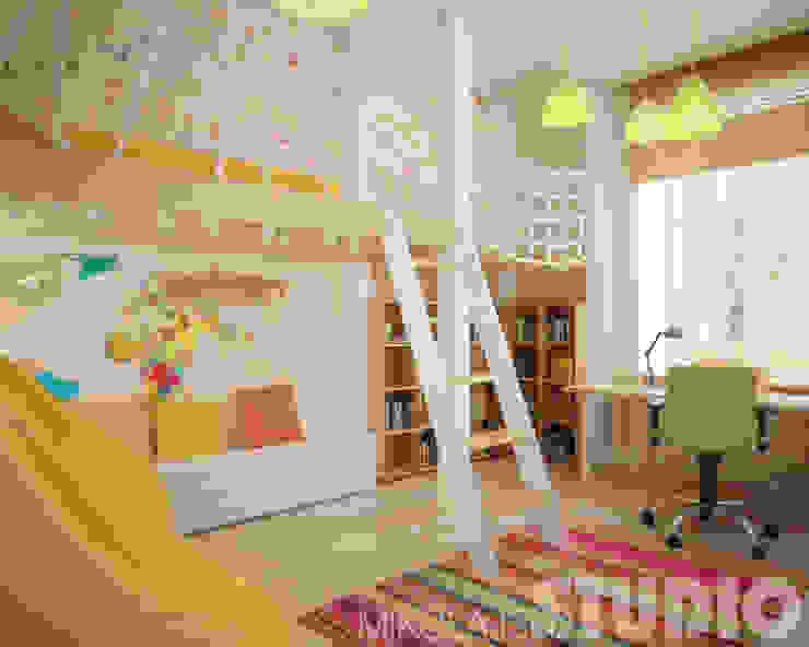 Phòng trẻ em theo MIKOŁAJSKAstudio ,