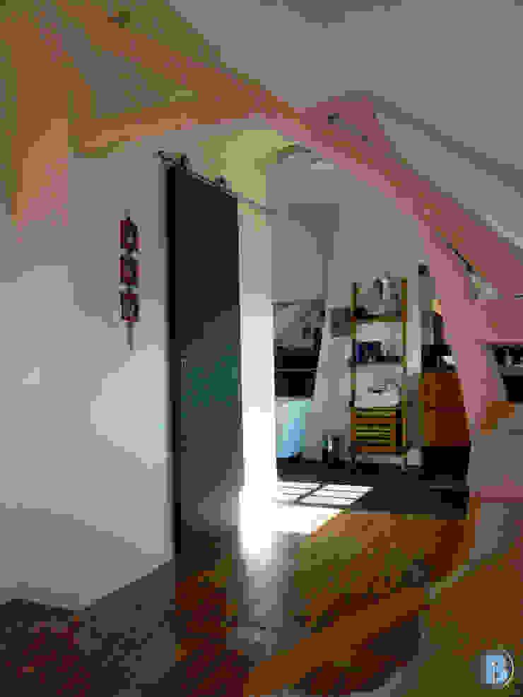 Batbau'bio Pasillos, vestíbulos y escaleras clásicas