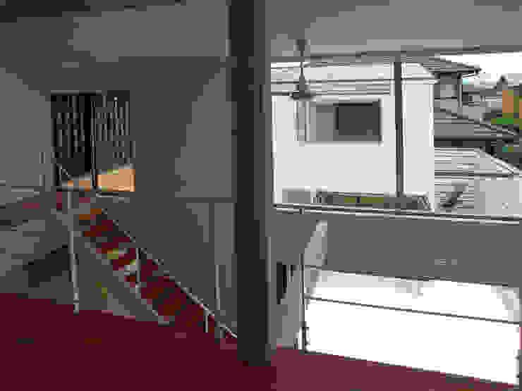 フリールーム モダンデザインの 多目的室 の 岩瀬隆広建築設計 モダン
