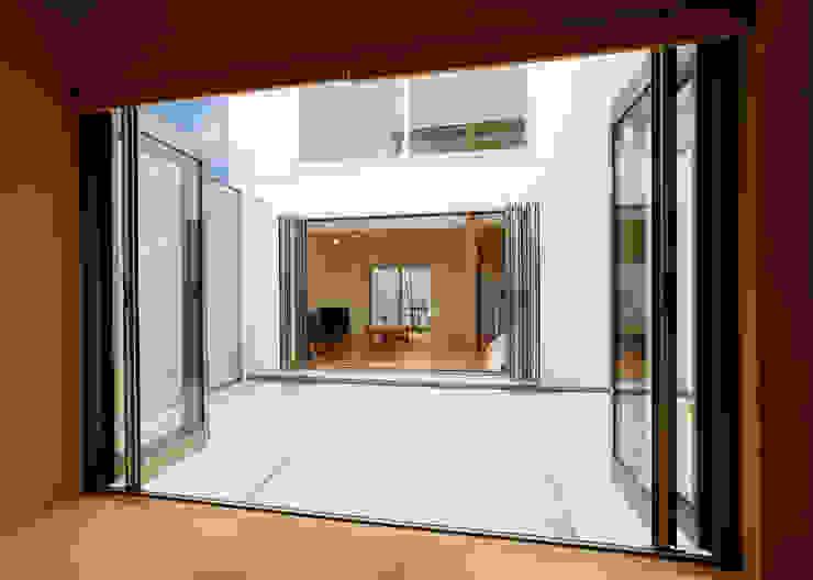 和室 モダンデザインの 多目的室 の 岩瀬隆広建築設計 モダン