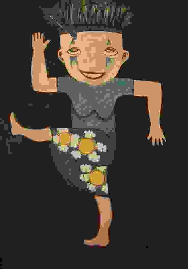 Sophie Magalashvili«Dancing girl»:  в современный. Автор – NICE CATCH , Модерн