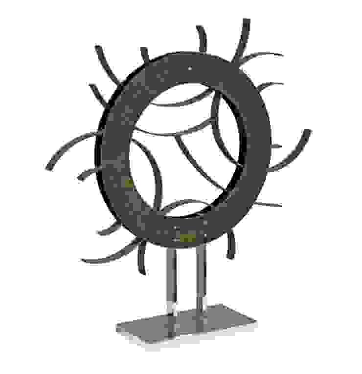 Скульптура Round Circle:  в современный. Автор – NICE CATCH , Модерн