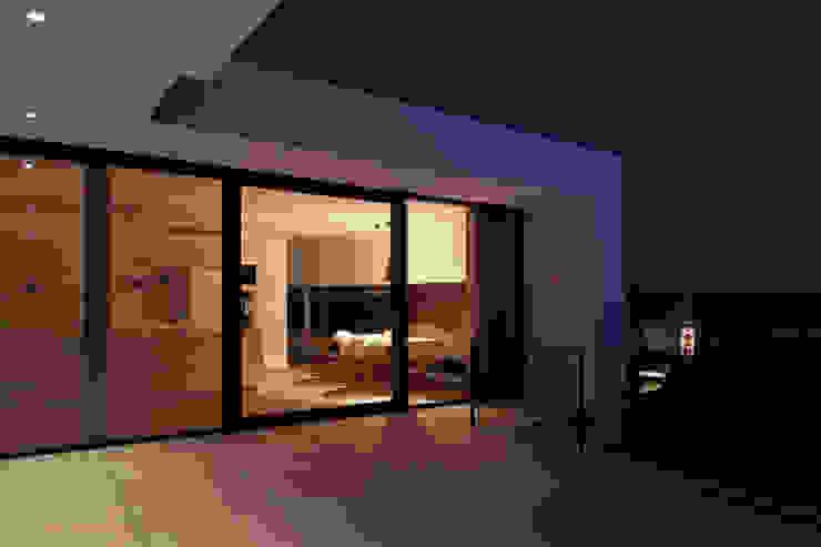 Дома в стиле модерн от Frohring Ablinger Architekten Модерн