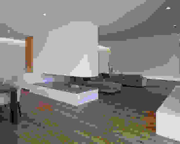 Moderne woonkamers van Frohring Ablinger Architekten Modern