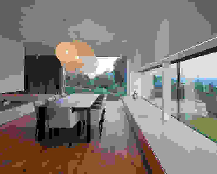 Frohring Ablinger Architekten Modern dining room
