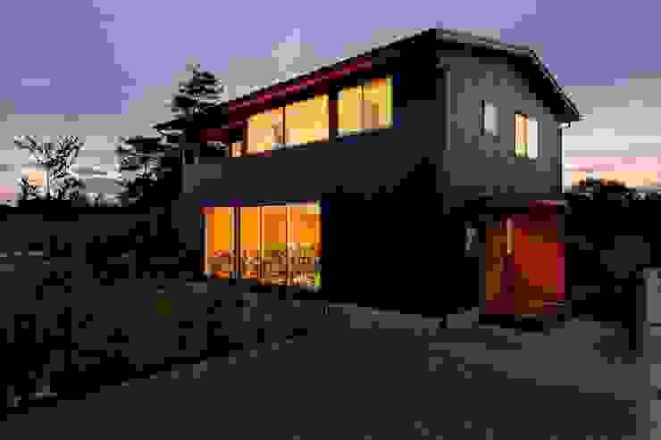 八龍の家 / House in Hachiryu モダンな 家 の 市原忍建築設計事務所 / Shinobu Ichihara Architects モダン