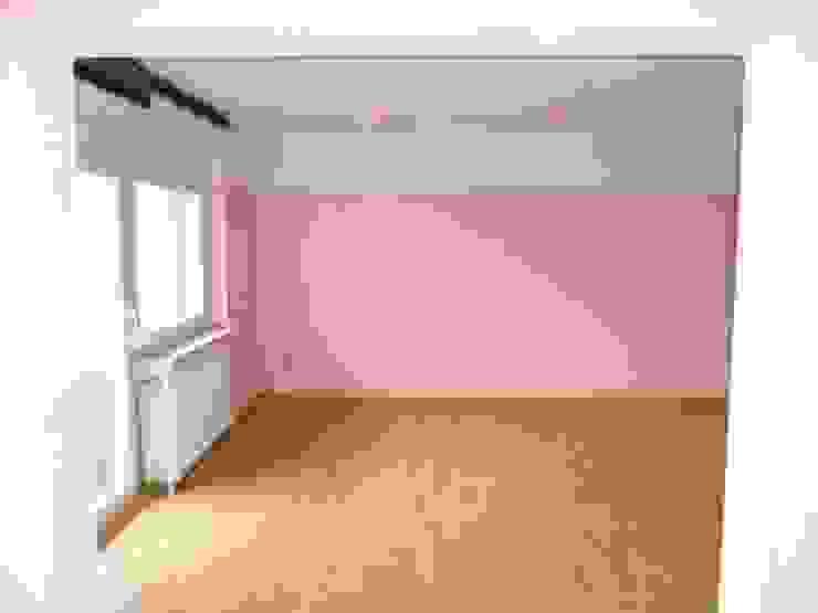 Essplatz der Wohnung 3 vor der Sanierung Maklerkontor Brand & Co. Immobilienmakler GmbH & Co. KG