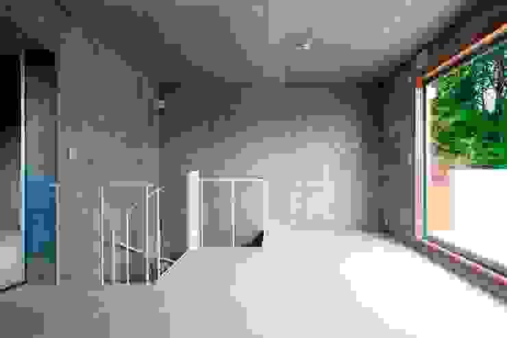 犬山の家 / House in Inuyama 市原忍建築設計事務所 / Shinobu Ichihara Architects モダンデザインの 書斎