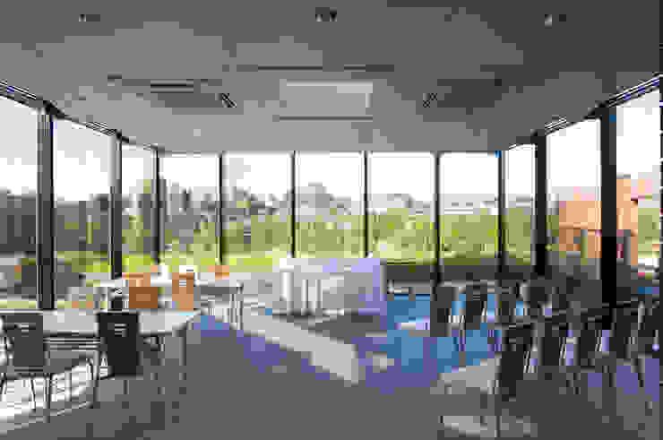 霊園 動線と視線の行く先の演出 N Project クラシカルな商業空間 の DESIGN OFFICE opposition クラシック