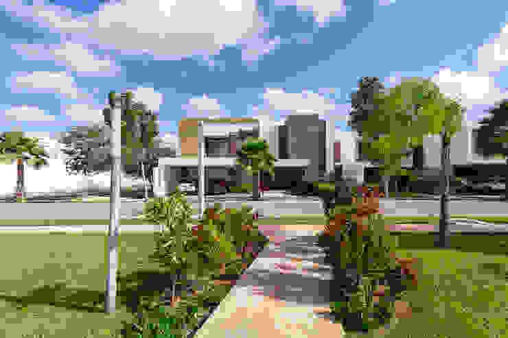 Casa Manantiales Casas modernas de Enrique Cabrera Arquitecto Moderno