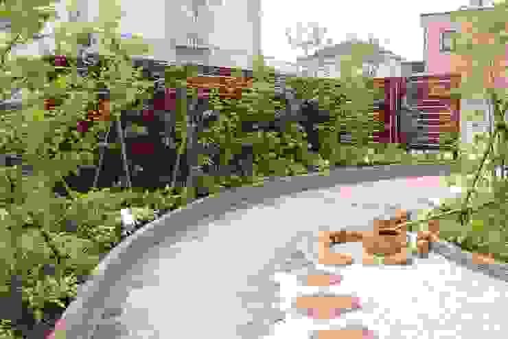 . オリジナルな 庭 の 株式会社大沢ガーデン オリジナル