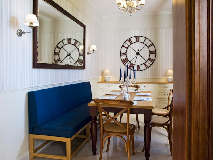 PROJEKT MB Classic style dining room
