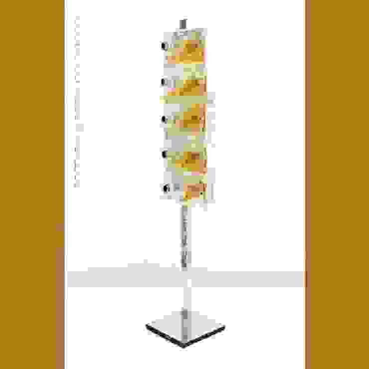 durak art deco & modern – Mazzega floor lamp 70's Italy: modern tarz , Modern