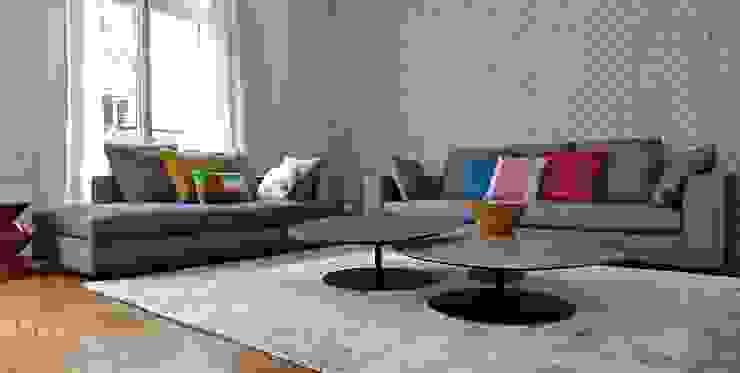 Fella DESPRES, Décoration D'intérieur. Modern living room