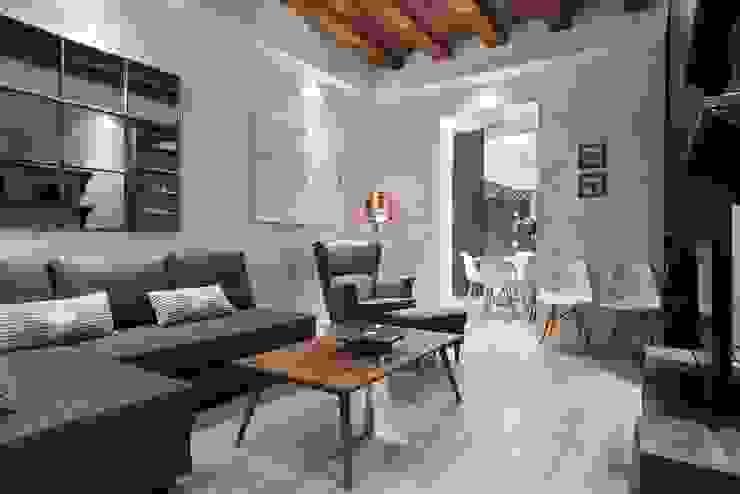 Modern Living Room by Time2dsign Modern