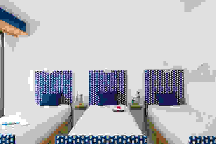 地中海デザインの 子供部屋 の nesso 地中海