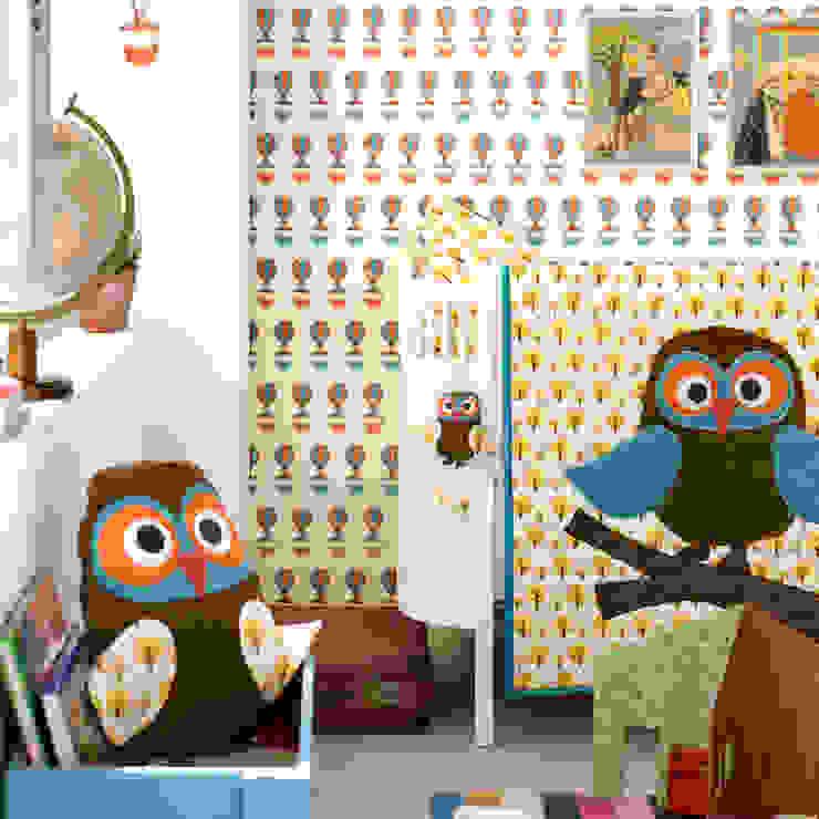Jongenskamer Owls van Ferm Living van De Kleine Generatie Scandinavisch