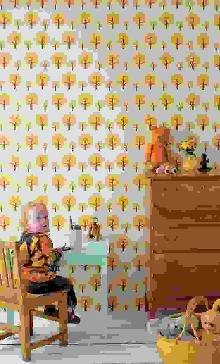 Behang Dotty van Ferm Living van De Kleine Generatie Scandinavisch
