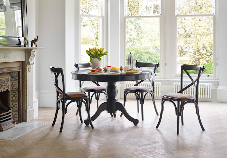 Canton Round Dining Table LOMBOK Dining roomTables