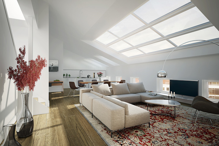 Living room by loomilux,