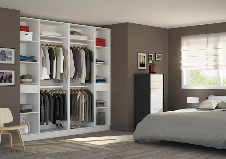 Dressing room by Centimetre.com,