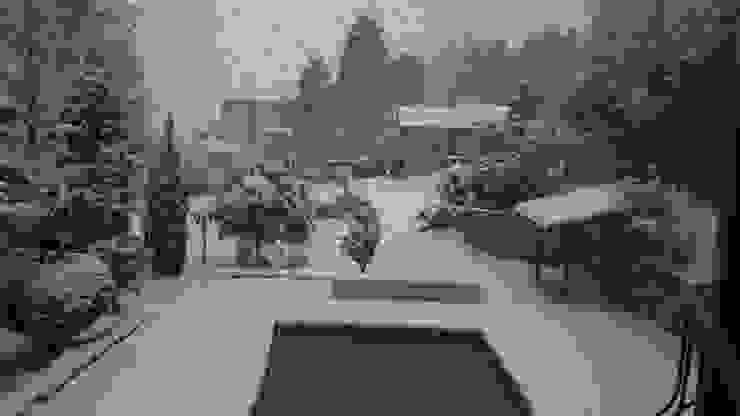 Kar Manzarası Sessiz Ev Kırsal/Country