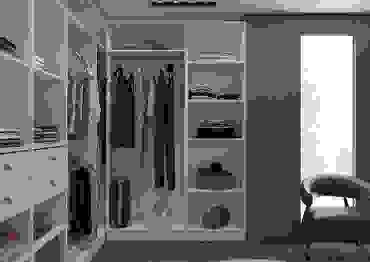 Closets de estilo moderno de Centimetre.com Moderno