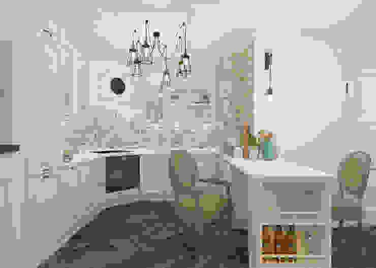 Кухня Кухня в классическом стиле от 3D GROUP Классический