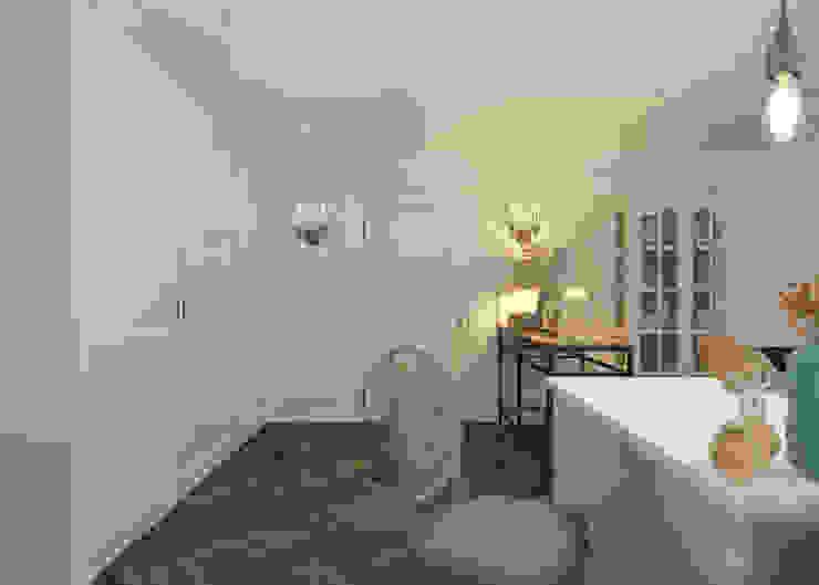 Холл Коридор, прихожая и лестница в классическом стиле от 3D GROUP Классический