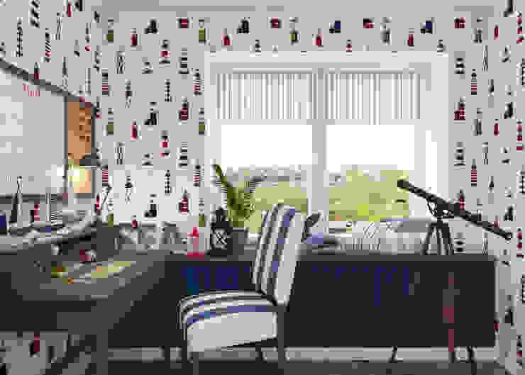 Детская Детская комнатa в классическом стиле от 3D GROUP Классический