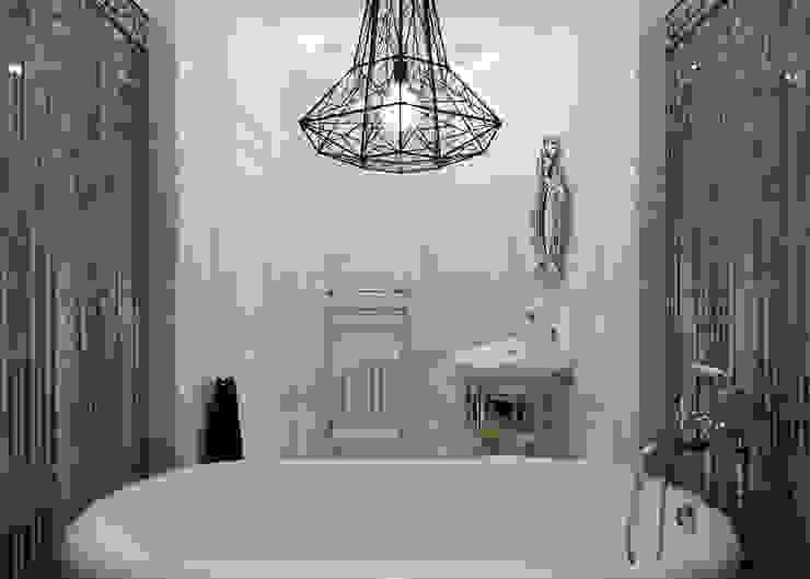 Ванная Ванная в классическом стиле от 3D GROUP Классический