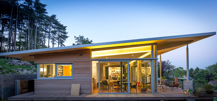 Fonds Gouvart: Maisons de style  par OPEN ARCHITECTES,
