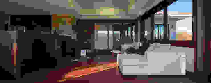 . 地中海デザインの 多目的室 の 小林建築設計事務所 地中海