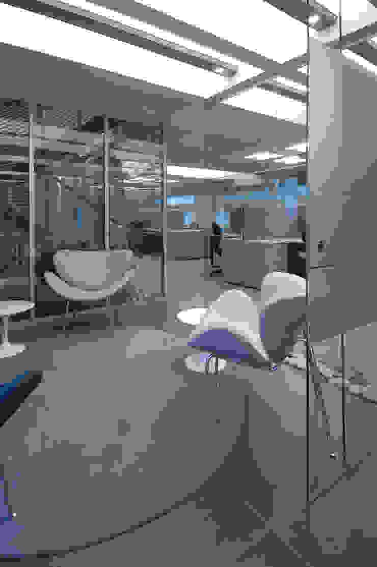 Estudio Sespede Arquitectos Modern offices & stores