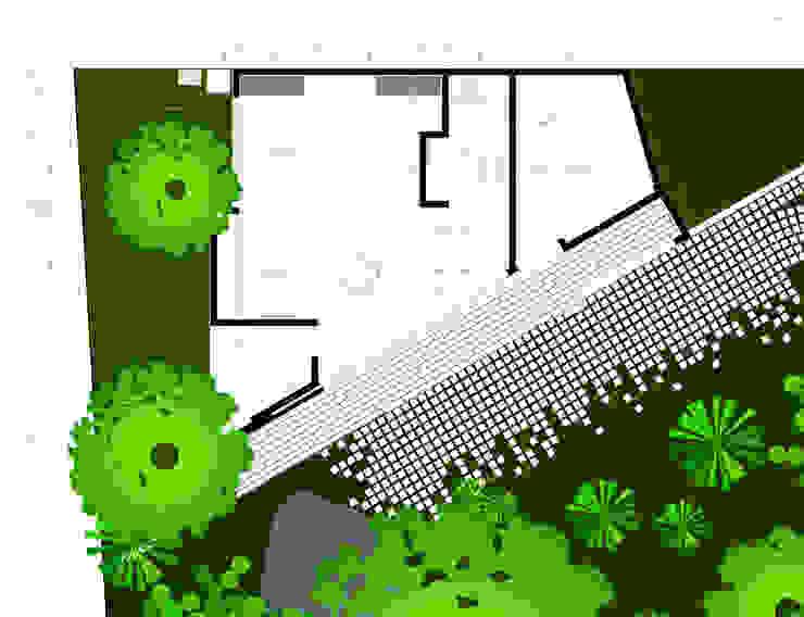 ทันสมัย  โดย sanzpont [arquitectura], โมเดิร์น