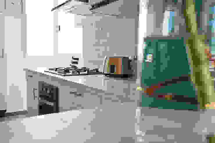 Diseño Distrito Federal Modern style kitchen