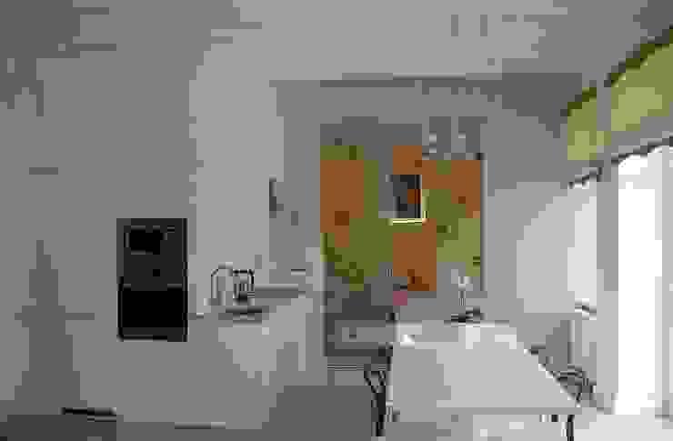 Apartament Cesarski Nowoczesny salon od Architektura Wnętrza Nowoczesny