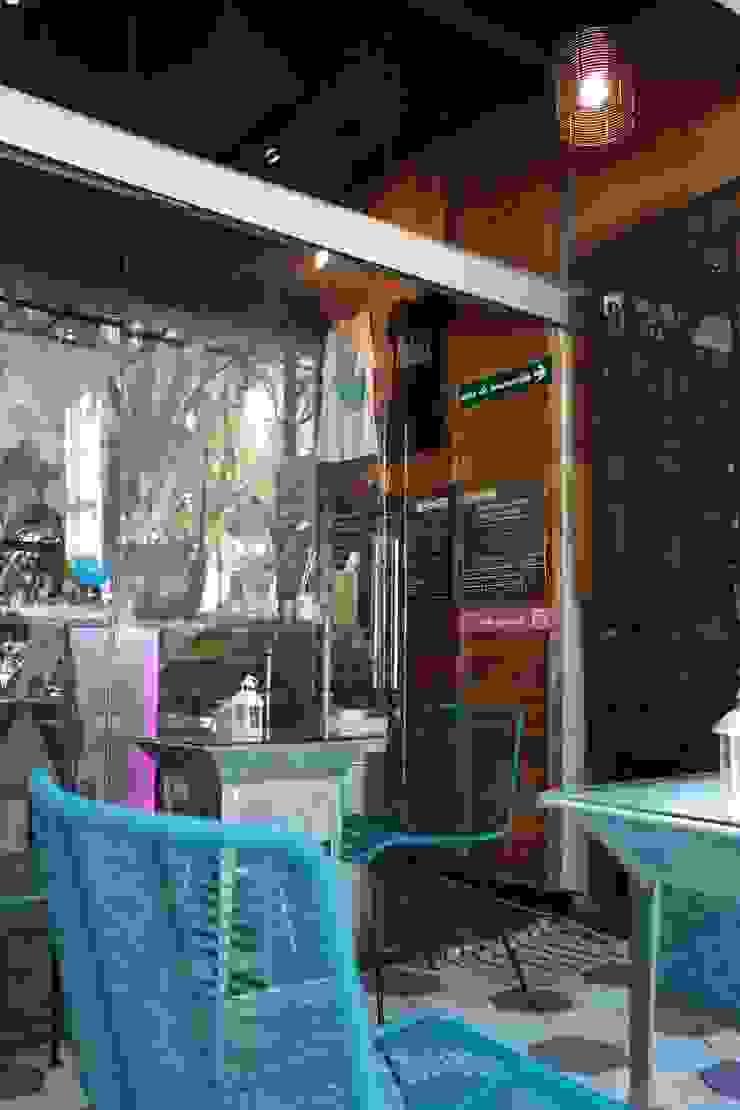 Copqueques Condesa Espacios comerciales de estilo moderno de Diseño Distrito Federal Moderno