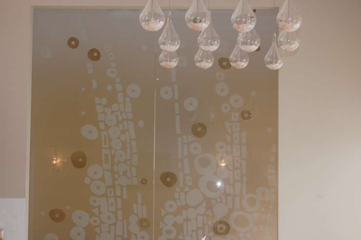 Apartament Cesarski Nowoczesna sypialnia od Architektura Wnętrza Nowoczesny