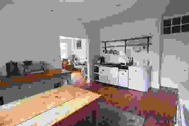 Country House in Tenterden Cocinas de estilo rural de Bandon Interior Design Rural